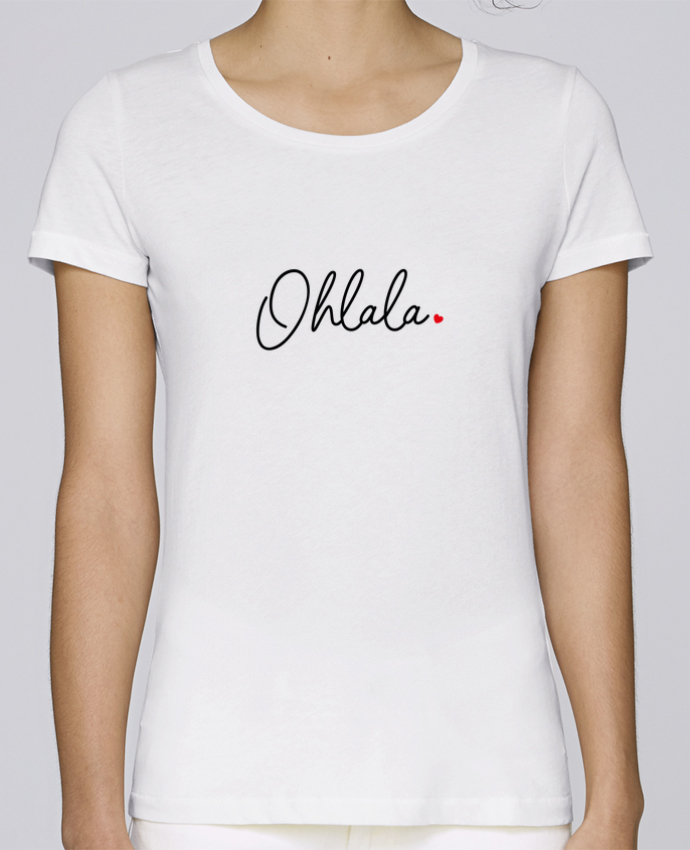 Camiseta Mujer Stellla Loves Ohlala por Nana