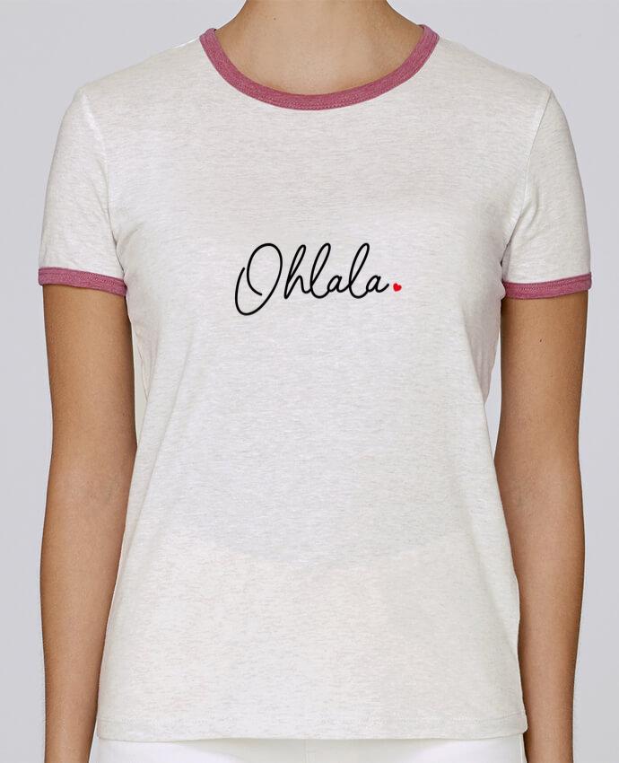 Camiseta Mujer Stella Returns Ohlala pour femme por Nana