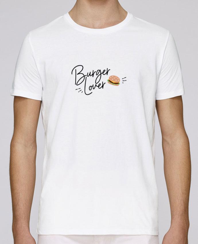 Camiseta Cuello Redondo Stanley Leads Burger Lover por Nana