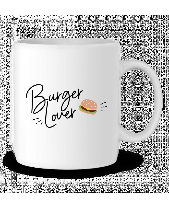 Taza Cerámica Burger Lover por Nana