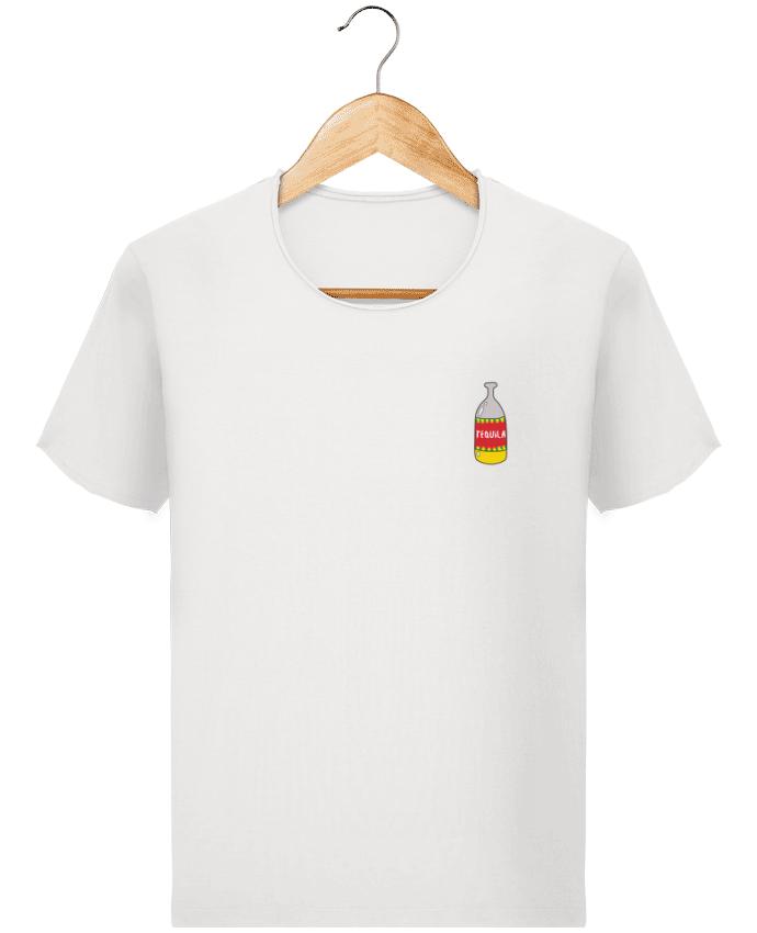 Camiseta Hombre Stanley Imagine Vintage Tequila y lima 1 por tunetoo