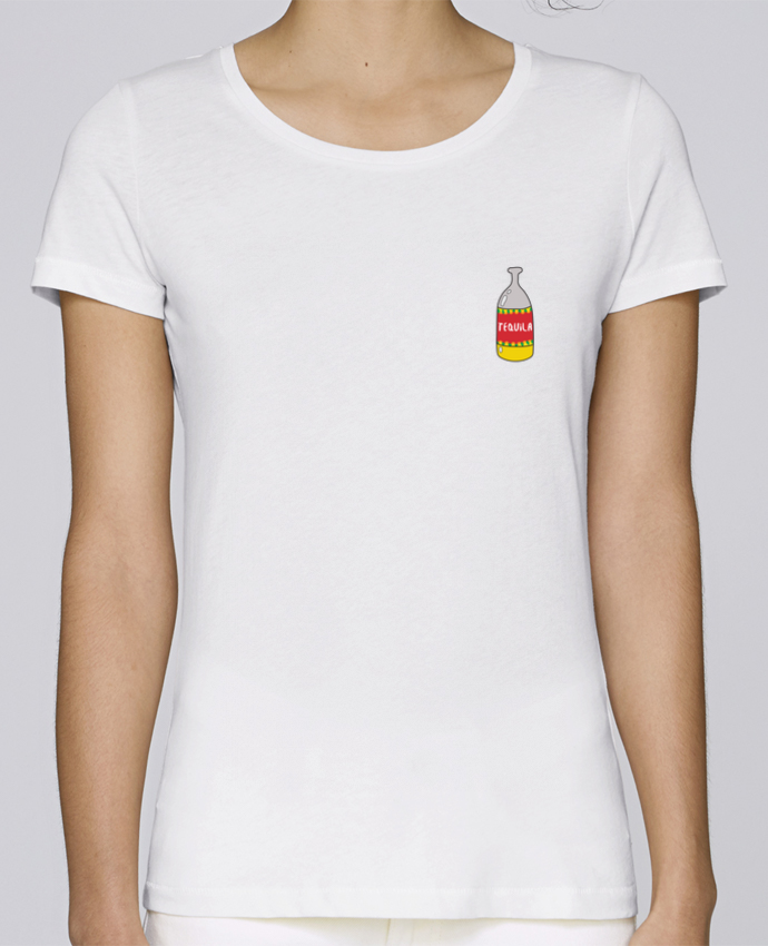 Camiseta Mujer Stellla Loves Tequila y lima 1 por tunetoo
