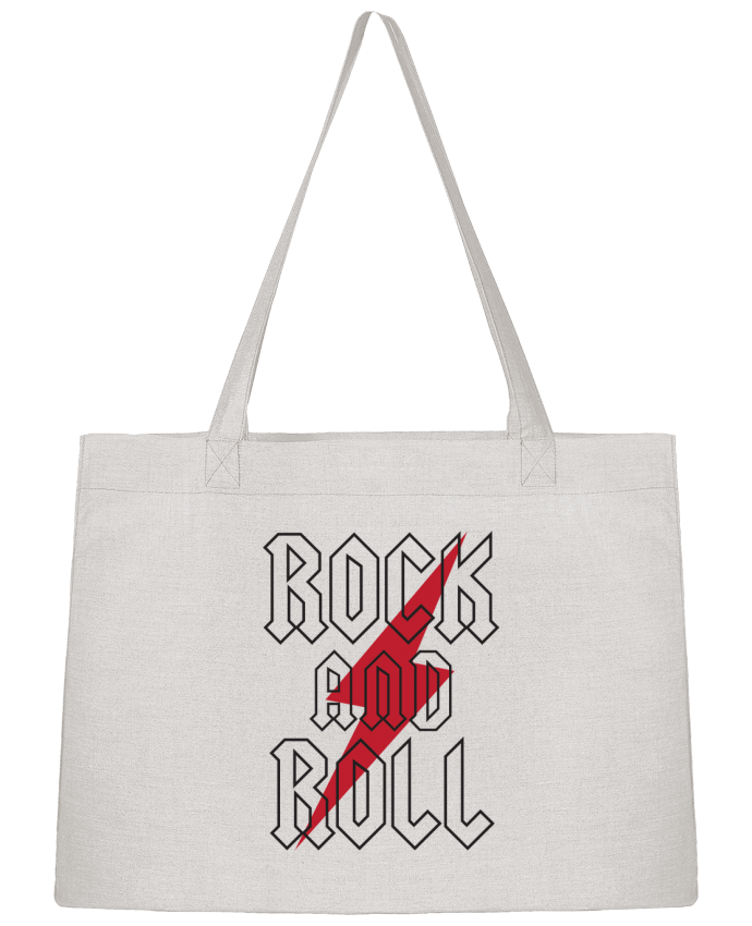 Bolsa de Tela Stanley Stella Rock And Roll por Freeyourshirt.com