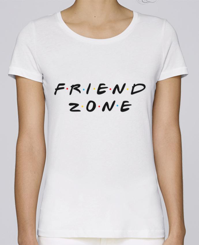 Camiseta Mujer Stellla Loves FRIENDZONE por tunetoo