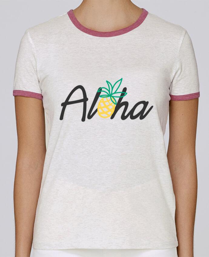 Camiseta Mujer Stella Returns Aloha pour femme por tunetoo
