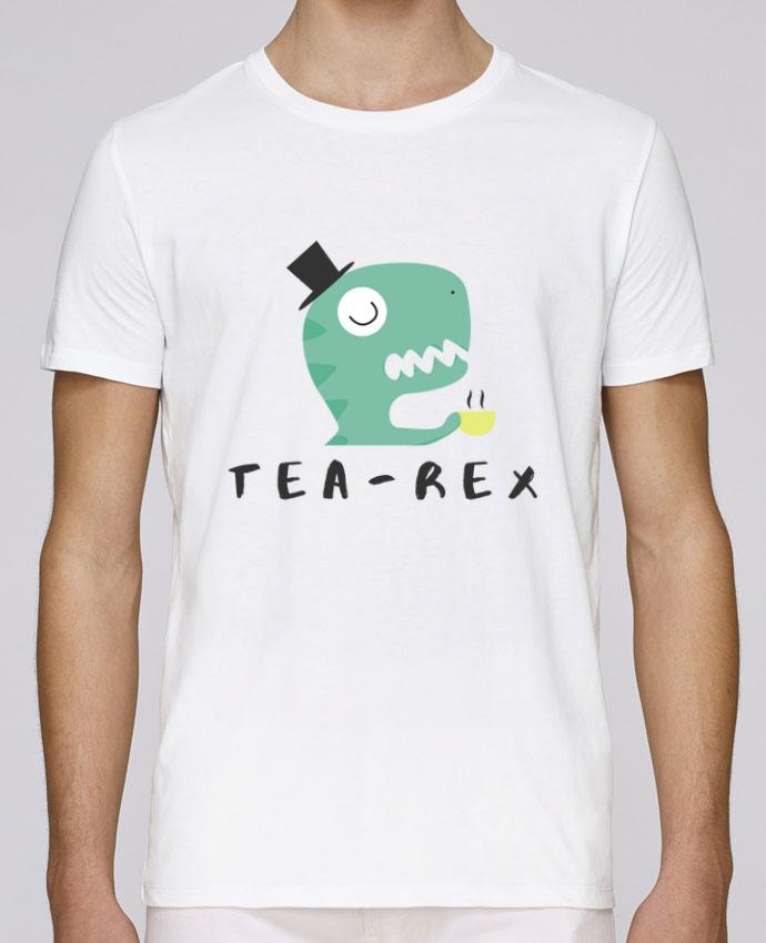 Camiseta Cuello Redondo Stanley Leads Tea-rex por tunetoo