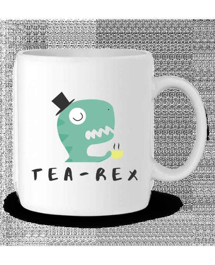 Taza Cerámica Tea-rex por tunetoo