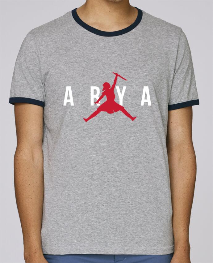 Camiseta Bordes Contrastados Hombre Stanley Holds Air Jordan ARYA pour femme por tunetoo