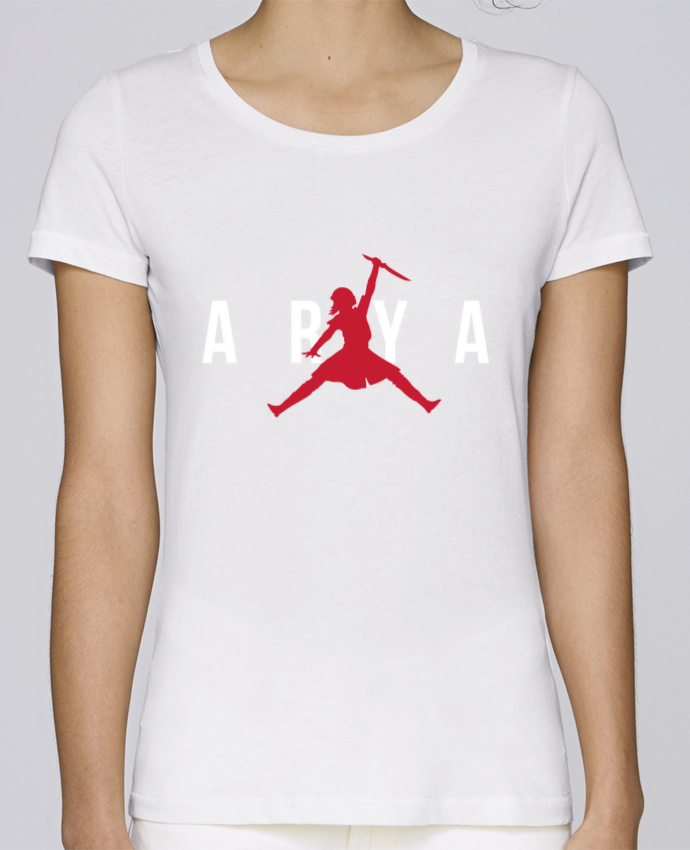 Camiseta Mujer Stellla Loves Air Jordan ARYA por tunetoo