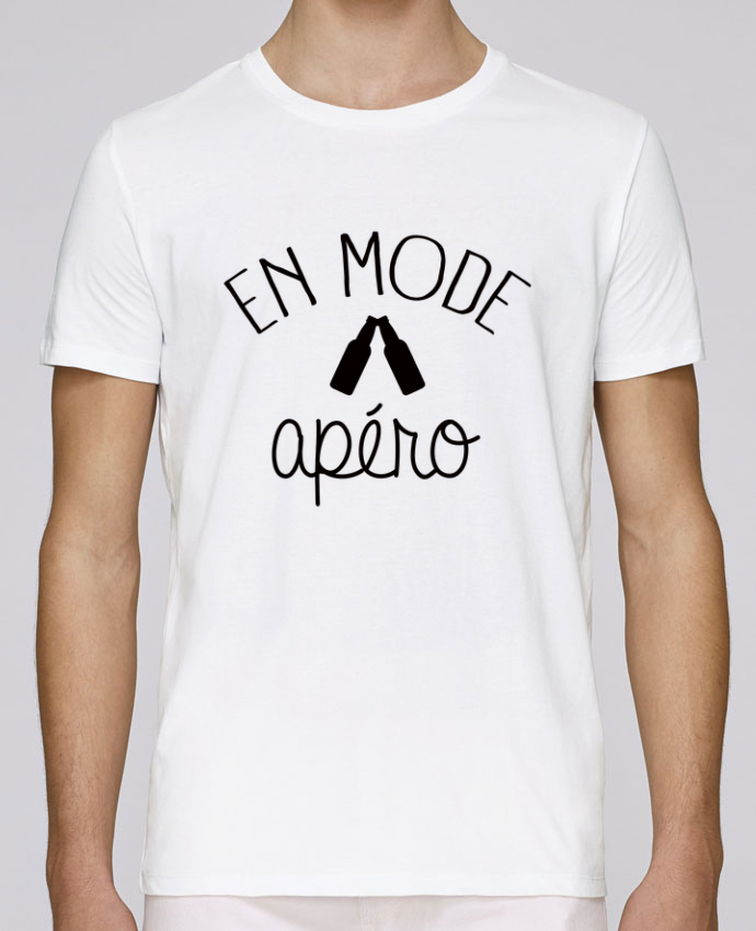 Camiseta Cuello Redondo Stanley Leads En Mode Apéro por Freeyourshirt.com