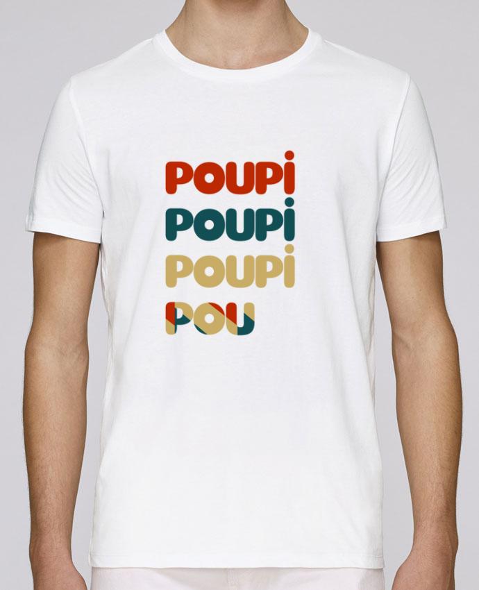 Camiseta Cuello Redondo Stanley Leads Poupi Poupi Poupi Pou por Le petit monde de Kélyan