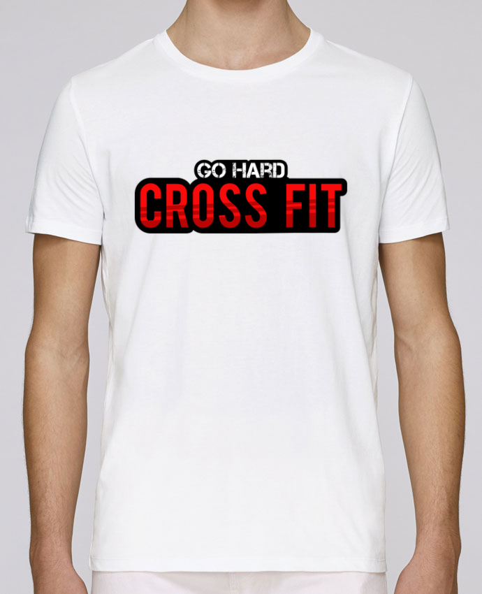 Camiseta Cuello Redondo Stanley Leads Go Hard ! Crossfit por tunetoo