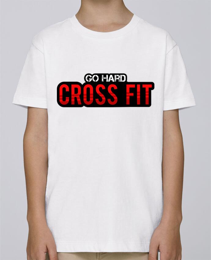Camiseta de cuello redondo Stanley Mini Paint Go Hard ! Crossfit por tunetoo