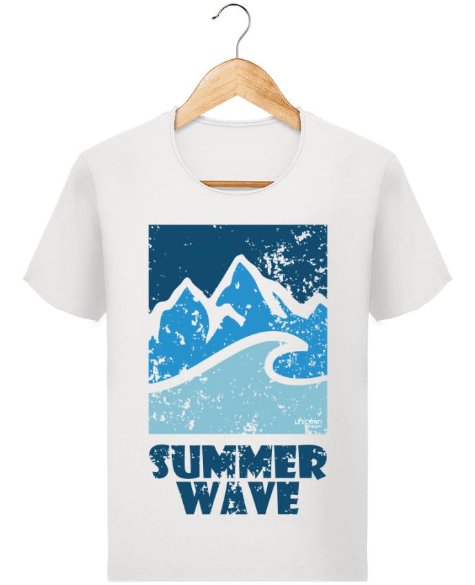 Camiseta Hombre Stanley Imagine Vintage SummerWAVE-02 por Marie