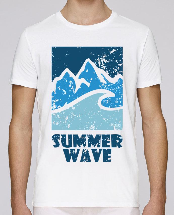 Camiseta Cuello Redondo Stanley Leads SummerWAVE-02 por Marie