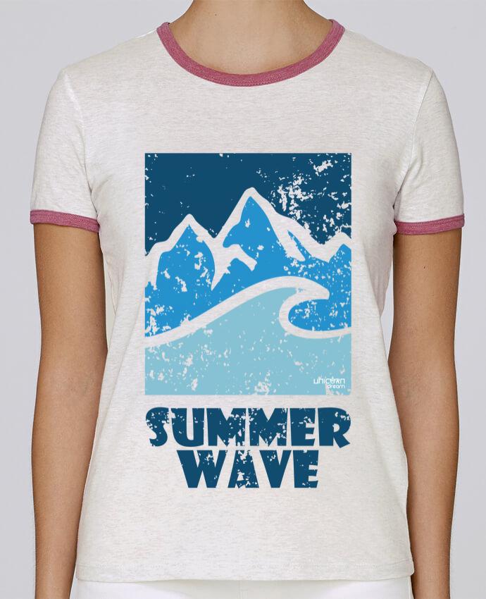 Camiseta Mujer Stella Returns SummerWAVE-02 pour femme por Marie