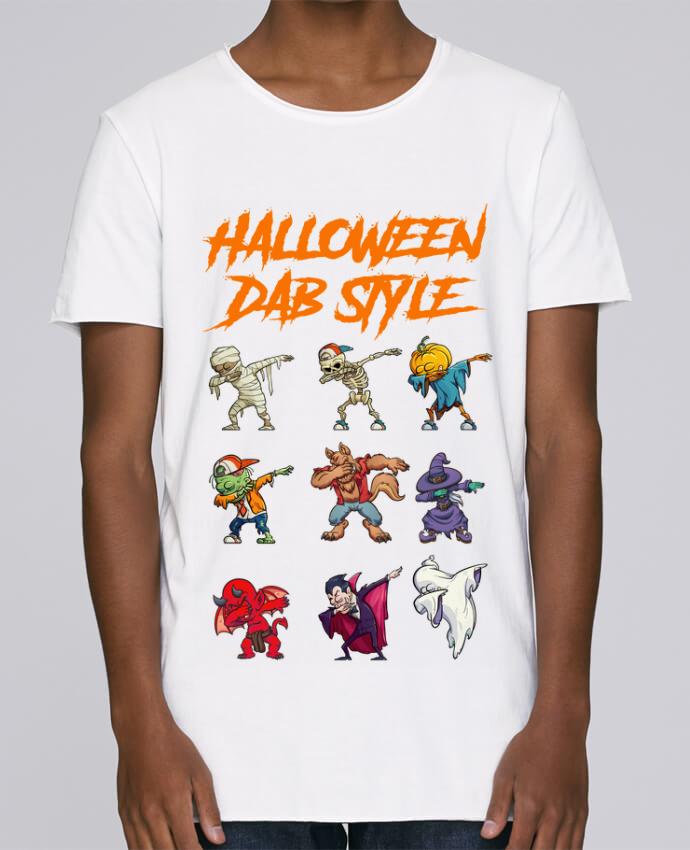 Camiseta Hombre Tallas Grandes Stanly Skates HALLOWEEN DAB STYLE por fred design