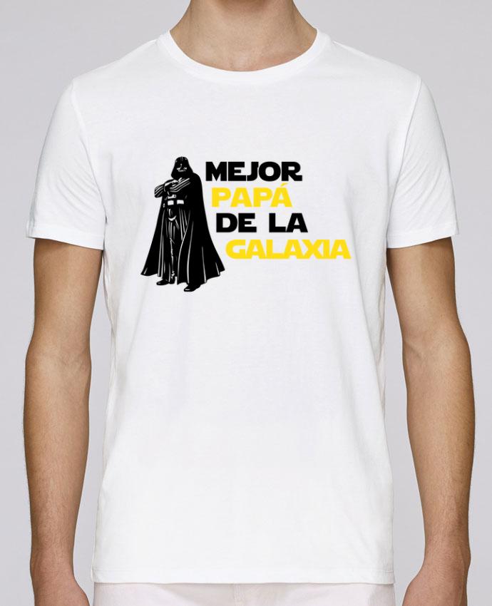Camiseta Cuello Redondo Stanley Leads Mejor papa de la galaxia por tunetoo