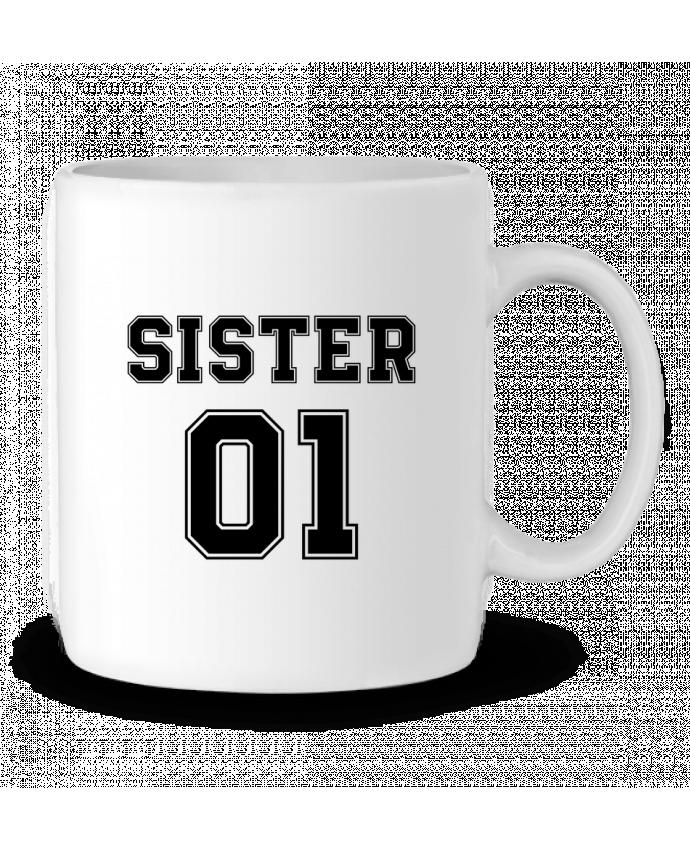 Taza Cerámica Sister 01 por tunetoo