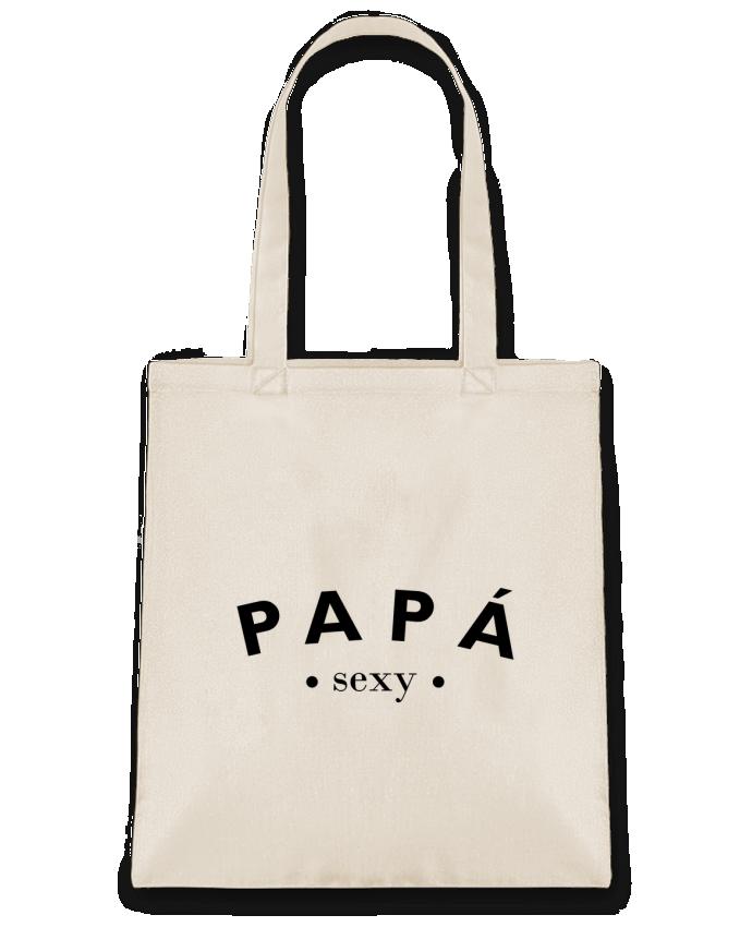 Bolsa de Tela de Algodón Papá sexy por tunetoo
