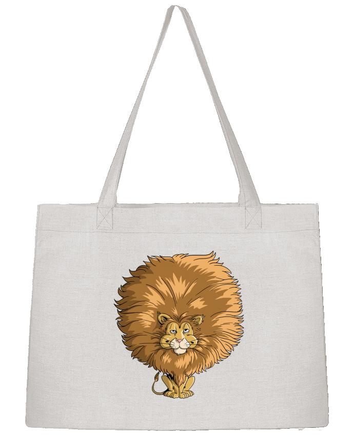 Bolsa de Tela Stanley Stella Lion à grosse crinière por Tomi Ax - tomiax.fr