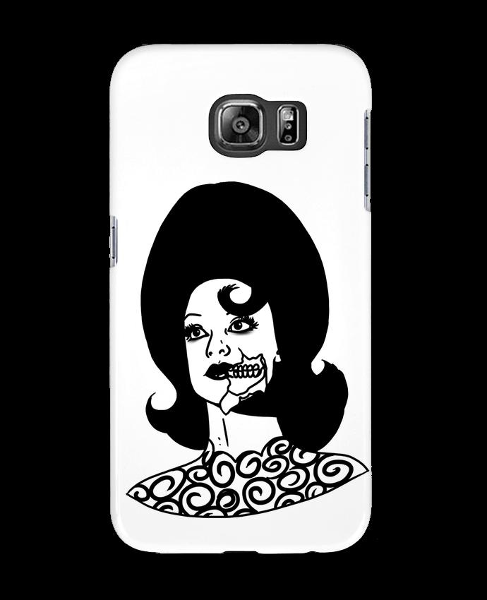 Carcasa Samsung Galaxy S6 Miss Alien - tattooanshort