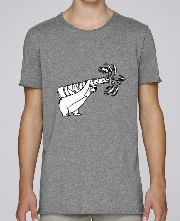 Camiseta Hombre Tallas Grandes Stanly Skates Baloo por tattooanshort