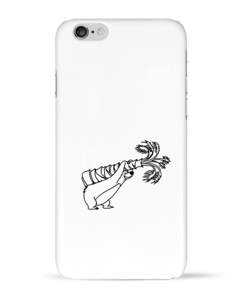 Carcasa 3D Iphone 6  Baloo por tattooanshort