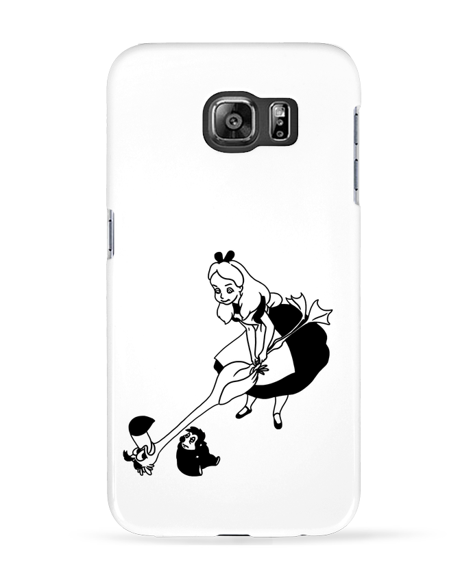Carcasa Samsung Galaxy S6 Alice - tattooanshort