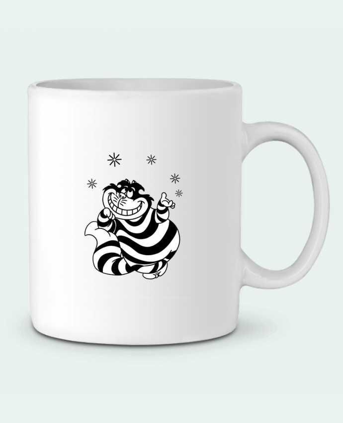 Taza Cerámica Cheshire cat por tattooanshort