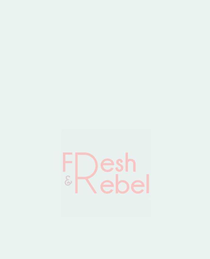 Bolsa de Tela de Algodón Fresh and Rebel por tunetoo