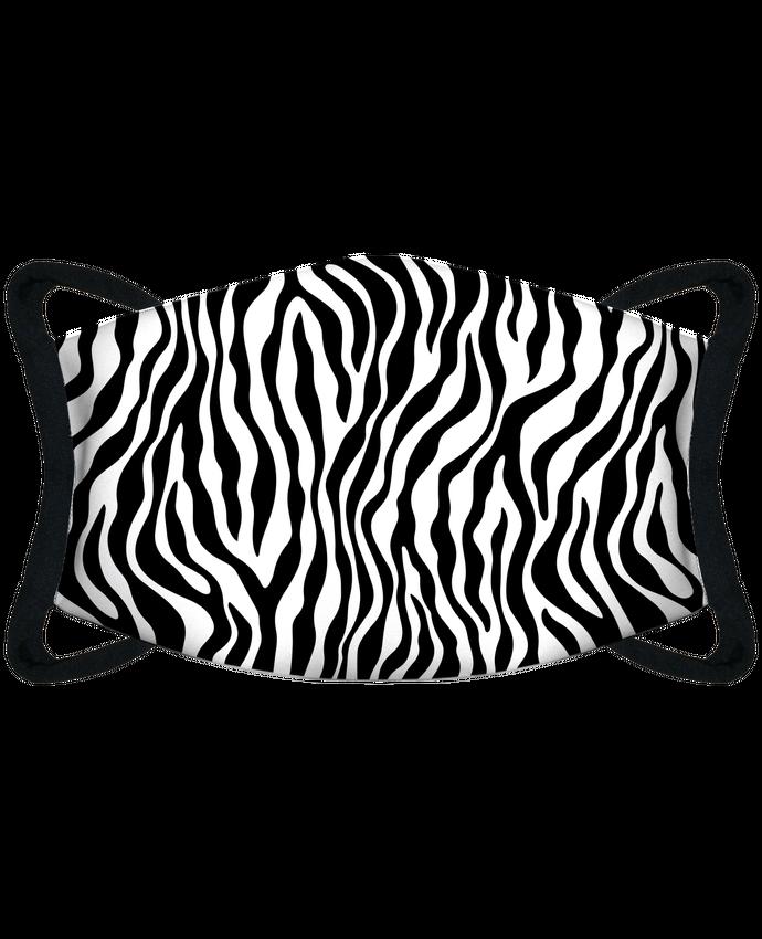 Mascarilla de protección personalizada Pattern zèbre por tunetoo