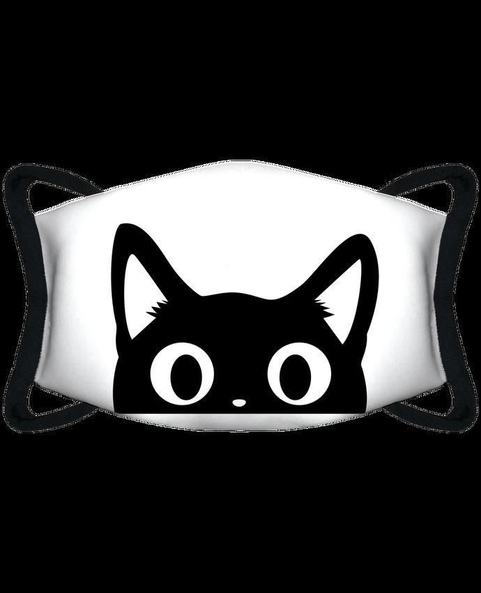 Mascarilla de protección personalizada Chat por Nana