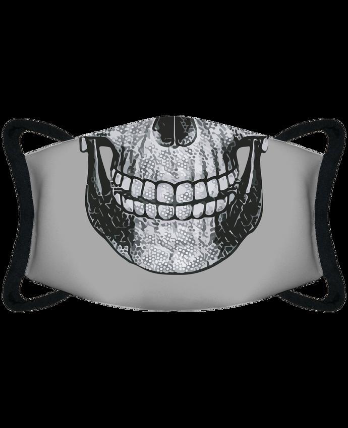 Mascarilla de protección personalizada Mascarilla de protección personalizada machoire por justsayin