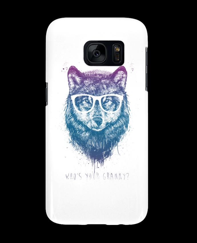 Carcasa Samsung Galaxy S7 whos_your_granny por Balàzs Solti