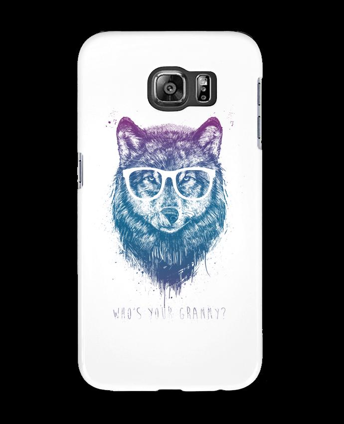 Carcasa Samsung Galaxy S6 whos_your_granny - Balàzs Solti