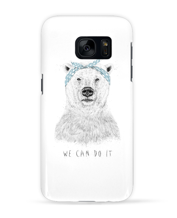 Carcasa Samsung Galaxy S7 we_can_do_it por Balàzs Solti