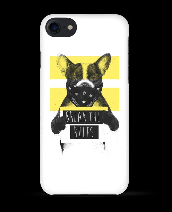 Carcasa Iphone 7 rebel_dog_yellow de Balàzs Solti
