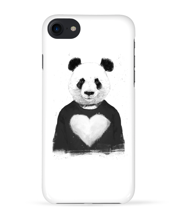 Carcasa Iphone 7 lovely_panda de Balàzs Solti