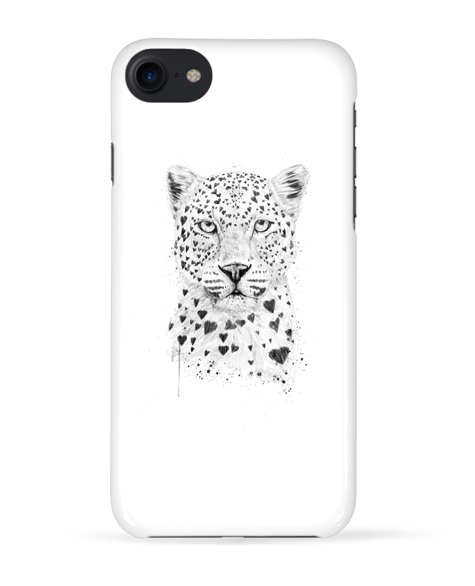 Carcasa Iphone 7 lovely_leopord de Balàzs Solti