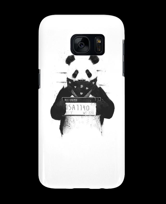 Carcasa Samsung Galaxy S7 Bad panda por Balàzs Solti