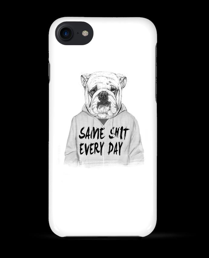Carcasa Iphone 7 Same shit every day de Balàzs Solti