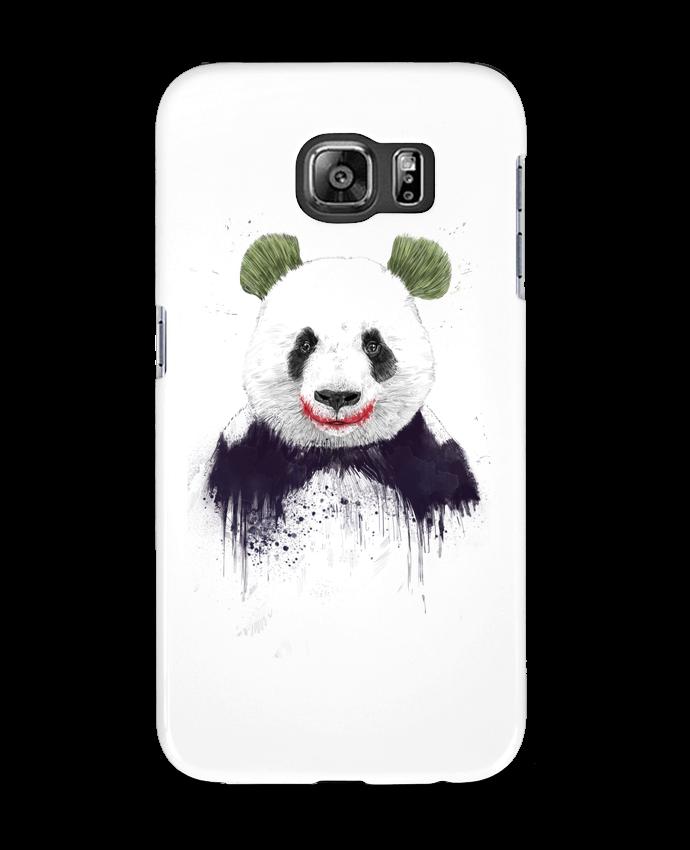 Carcasa Samsung Galaxy S6 Jokerface - Balàzs Solti