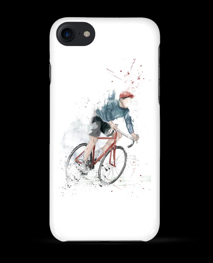 Carcasa Iphone 7 I want to Ride de Balàzs Solti