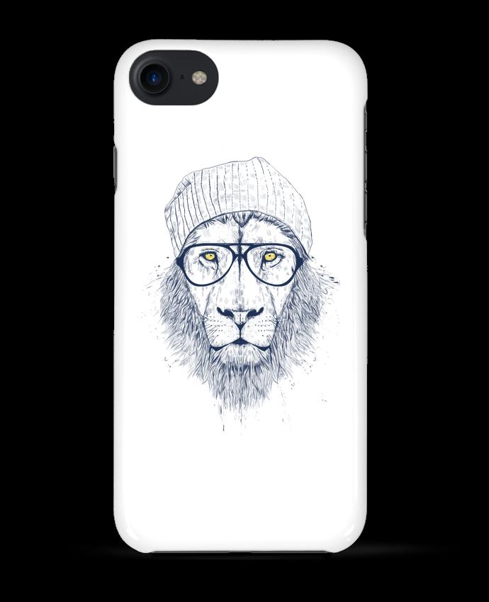 Carcasa Iphone 7 Cool Lion de Balàzs Solti
