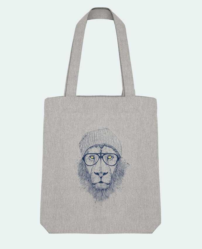 Bolsa de Tela Stanley Stella Cool Lion por Balàzs Solti