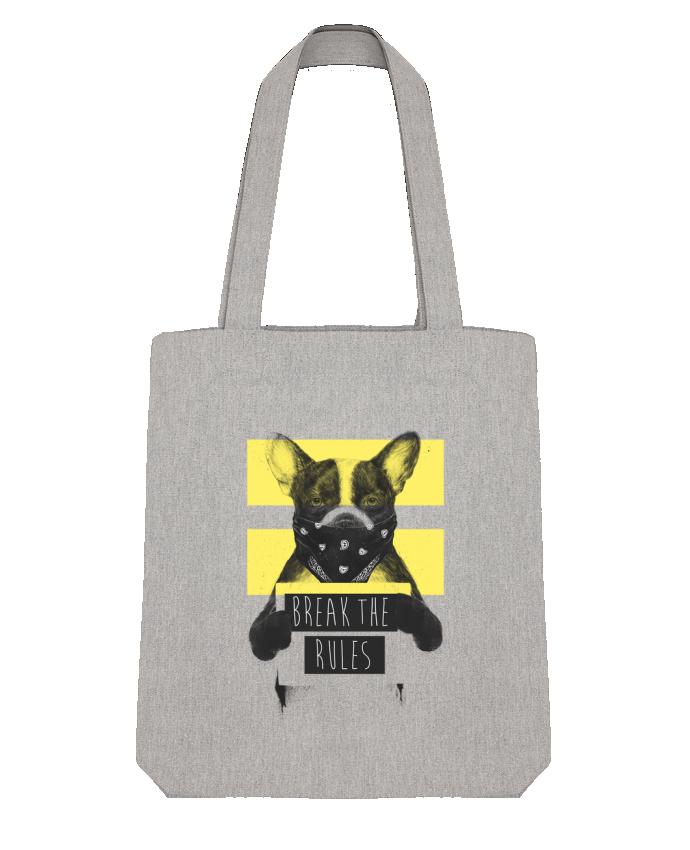 Bolsa de Tela Stanley Stella rebel_dog_yellow por Balàzs Solti