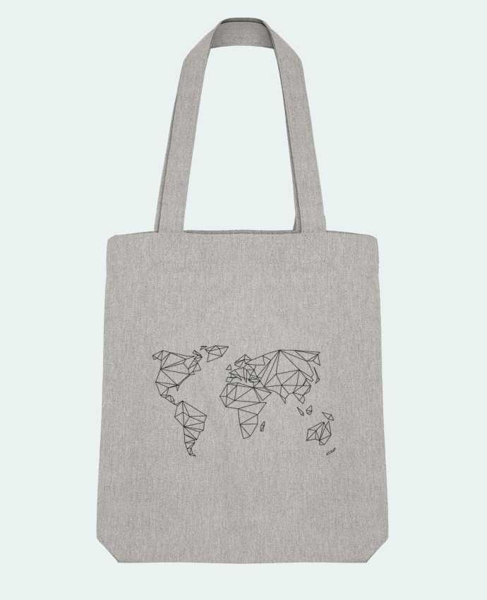 Bolsa de Tela Stanley Stella Geometrical World por na.hili