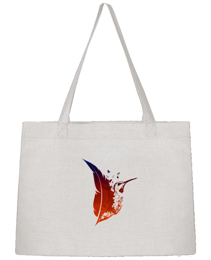 Bolsa de Tela Stanley Stella plume colibri por Studiolupi