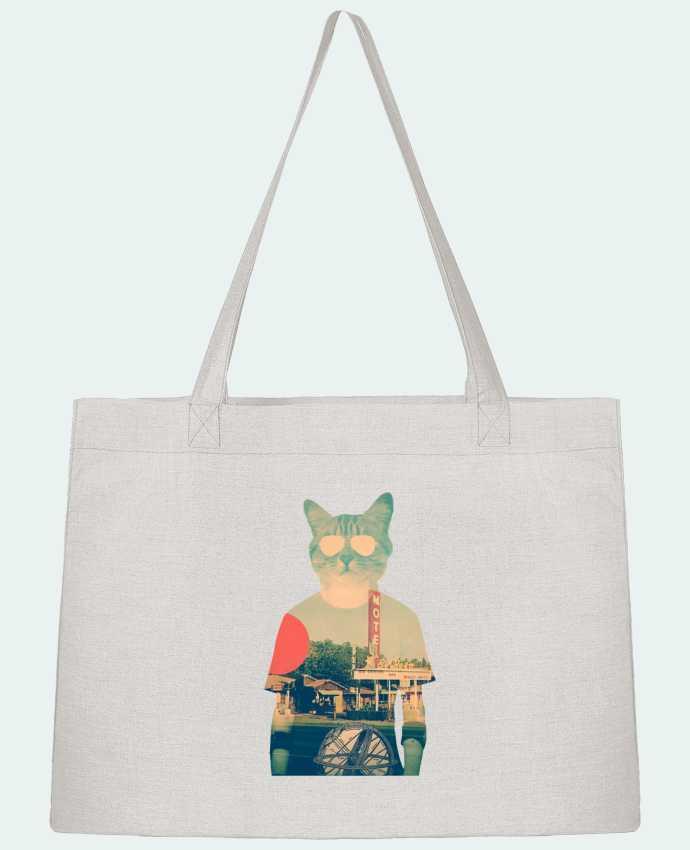 Bolsa de Tela Stanley Stella Cool cat por ali_gulec